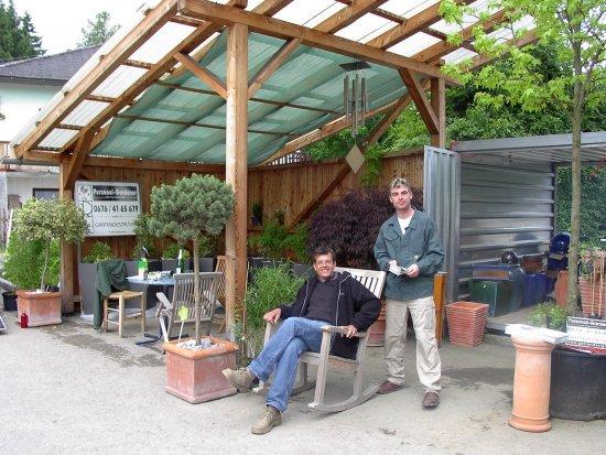 Personal   Gardener Dipl. Ing. Jürgen Reiter